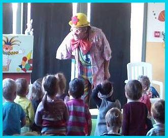Toto le Clown a Montpellier : un véritable clown authentique a Montpellier