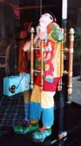 Toto le Clown à votre fête de famille